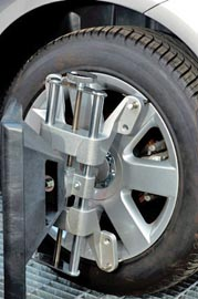 Wheel alignment services, Mototech, Portsmouth